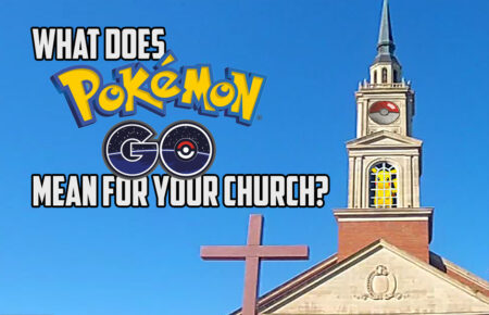 Pokemon Go Church Article