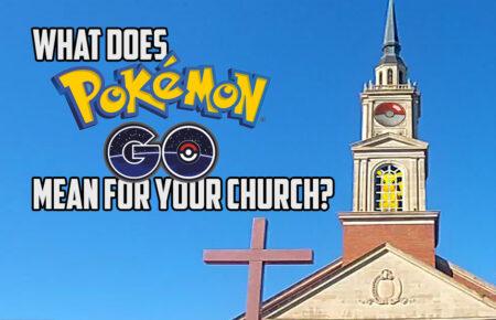 Pokemon Go Church Article
